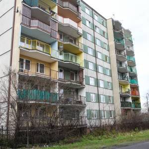 Budynek przy ul. Adama Mickiewicza 18