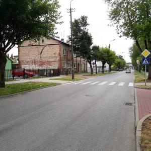 Będzie próg spowalniający na ulicy Mickiewicza